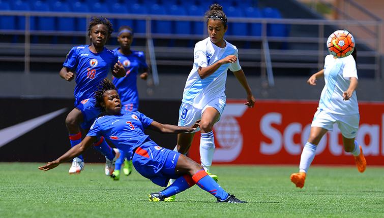 La selección Sub 17 de Guatemala venció 7-0 a Granada, pero ya había sido eliminada luego de perder 3-2 contra Haití. (Foto Prensa Libre: Cortesía Concacaf).