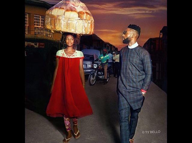 Esta es la fotografía que TY Bello le tomó a Jumoke Orisaguna. (Foto Prensa Libre: Hemeroteca PL).