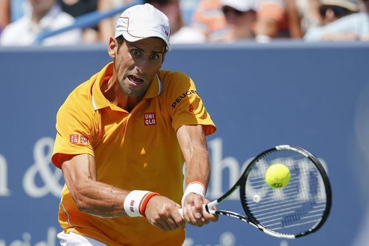 Djokovic es el actual número uno del mundo de la ATP. (Foto Prensa Libre: AP).