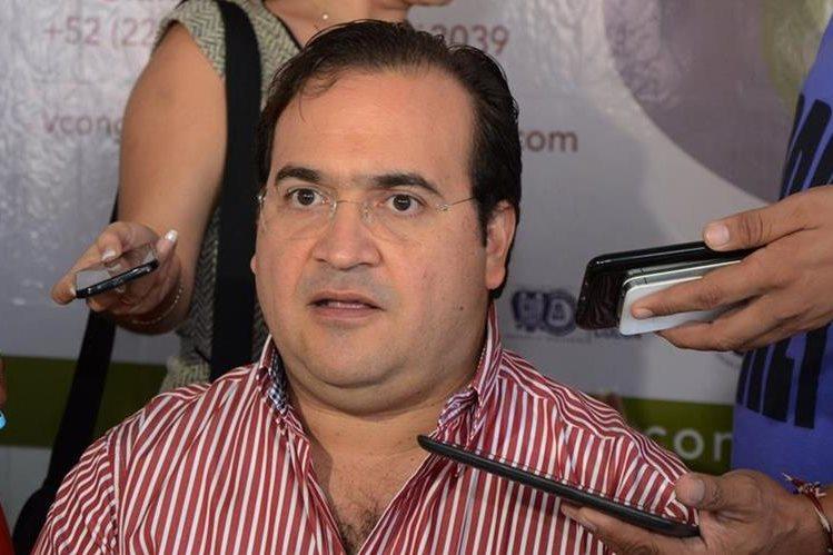 Javier Duarte, gobernador del violento estado mexicano de Veracruz. (Foto Prensa Libre: EFE).