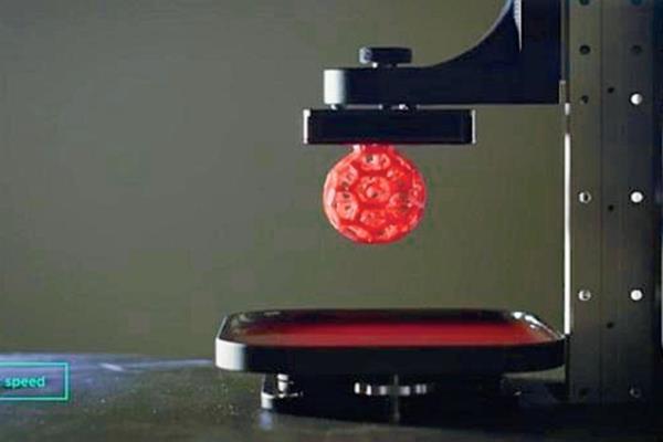 La impresora 3D inspirada en la película Terminator 2 asegura ser 25 a 100 veces más rápido que las impresoras 3D actuales.