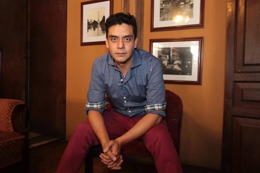 Bustamante prepara la cinta para presentarla en más festivales internacionales (Foto Prensa Libre: Keneth Cruz)