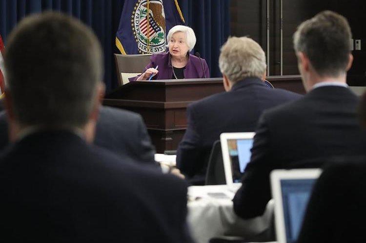 Janet Yellen, presidenta de la Fed, refirió que la subida de tasas responde a la confianza en la buena salud de la economía de EE. UU.