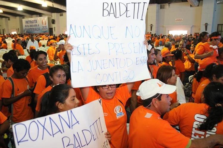 PP no reportaba su verdadera fuente para el financiamiento de su campaña de 2015. (Foto Prensa Libre: Hemeroteca PL)