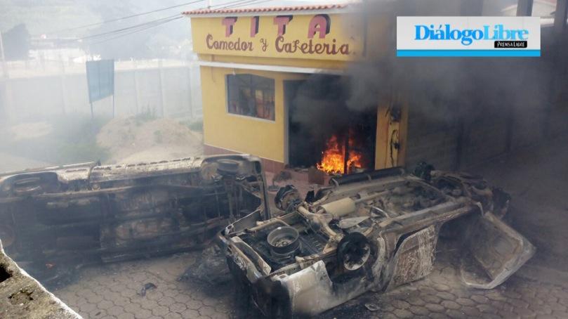 Los linchamientos persisten en la provincia (Foto Prensa Libre: Hemeroteca PL)