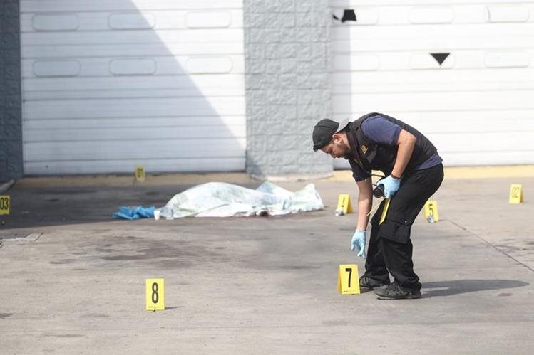 El Ministerio Público debe recabar evidencias en los hechos criminales y comenzar investigaciones. (Foto Prensa Libre: Hemeroteca PL)