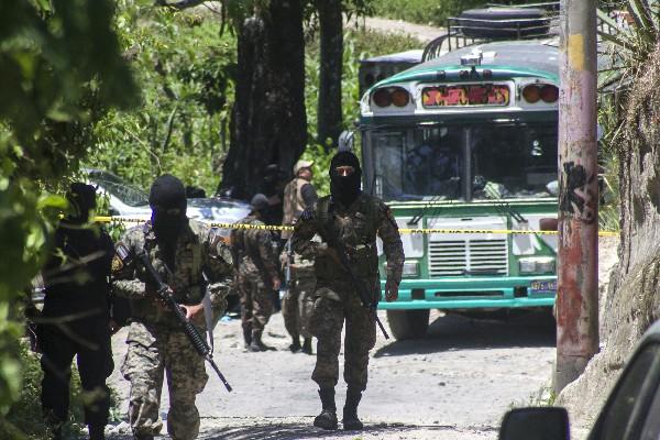 El Salvador registra hasta el 24 de septiembre 557 homicidios.