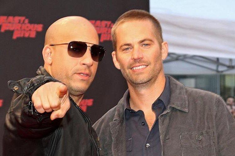 Vin Diesel recuerda a Paul Walker a tres años de su muerte. (Foto Prensa Libre: freakelitex.com)