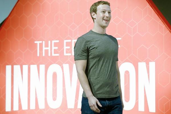 Mark Zuckerberg expone hoy en MWC su plan para el proyecto Internet.org. (Foto Prensa Libre: EFE).