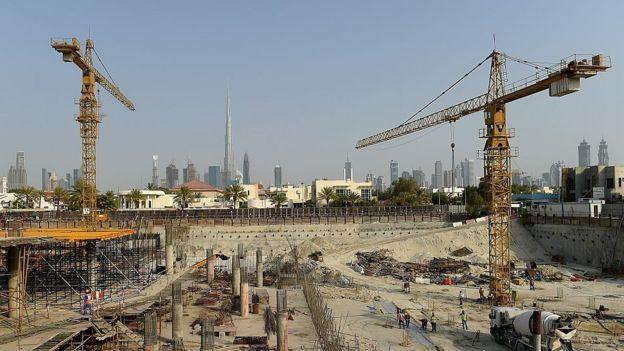 Dubái es, quizás, el país más famoso en materia de creación de tierra sobre el mar. (GETTY IMAGES)