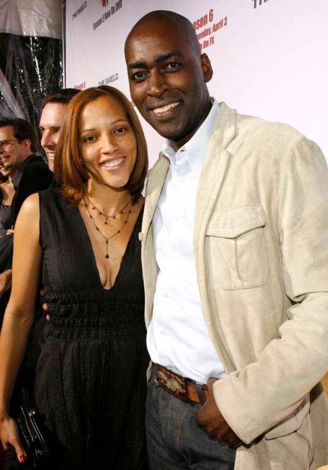 El actor estuvo casado con  April Jace durante nueve años. (Foto Prensa Libre: dailymail.com)