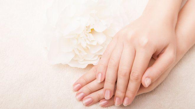 Las uñas saludables tienen un color rosado. (Foto, Thinkstock)