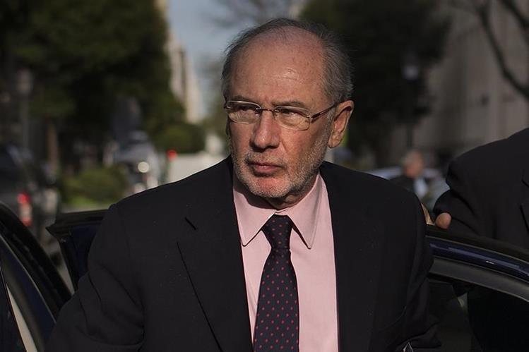 Rodrigo Rato, exdirector del FMI. (Foto Prensa Libre: AP).