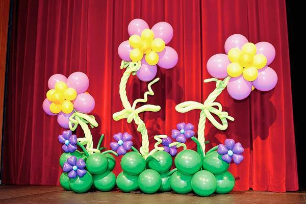 El arte de hacer figuras con globos