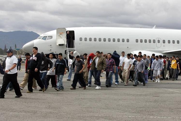 La cifra de deportadas al Triángulo Norte de Centroamérica, principalmente desde México y EE. UU., disminuyó hasta septiembre.
