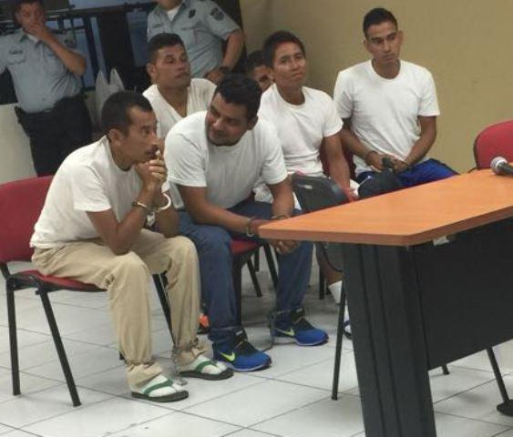 Condenan a seis salvadoreños que colaboraban con capo guatemalteco para el trasiego de drogas provenientes de Ecuador y Colombia. (Foto Prensa Libre: FGR El Salvador)