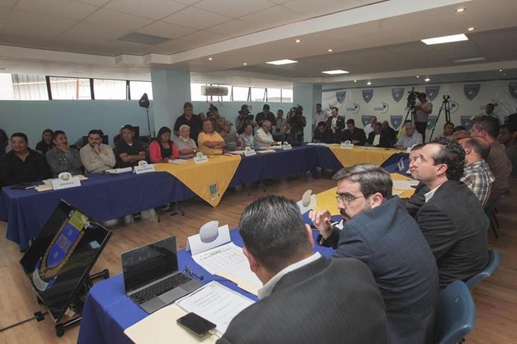 La Liga Nacional oficializa el calendario del Apertura 2018