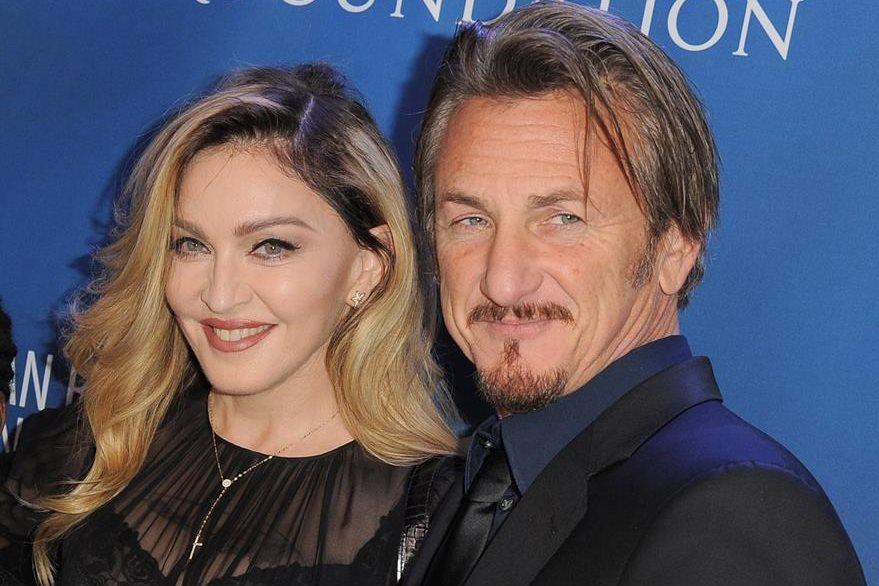 Madonna estuvo casada con el actor Sean Penn. (Foto Prensa Libre: AFP)