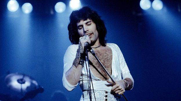 """Autor de célebres canciones como """"Bohemian Rhapsody"""", """"Somebody to love"""" y """"We are the champions"""", es recordado por sus relevantes contribuciones al género del hard rock. GETTY IMAGES"""