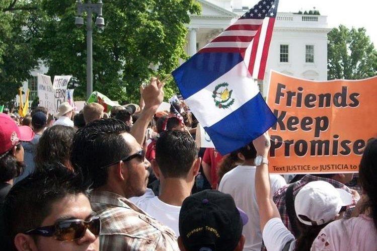 Guatemala solicita a EE.UU. el TPS para sus migrantes