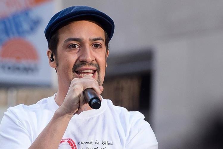 Lin-Manuel Miranda es de ascendencia puertorriqueña, por lo que será honrado con su estrella en el Paseo de la Fama de la isla. (Foto Prensa Libre: AP)