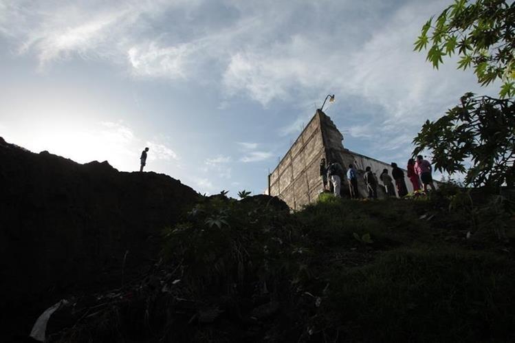 Áreas de riesgo son comunes en Guatemala. (Foto: Hemeroteca PL)