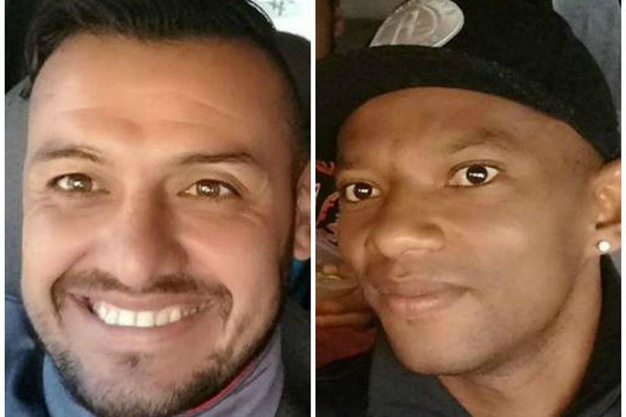Carlos Elisandro Valencia Muñoz y David Fernando Cardona Delgado.