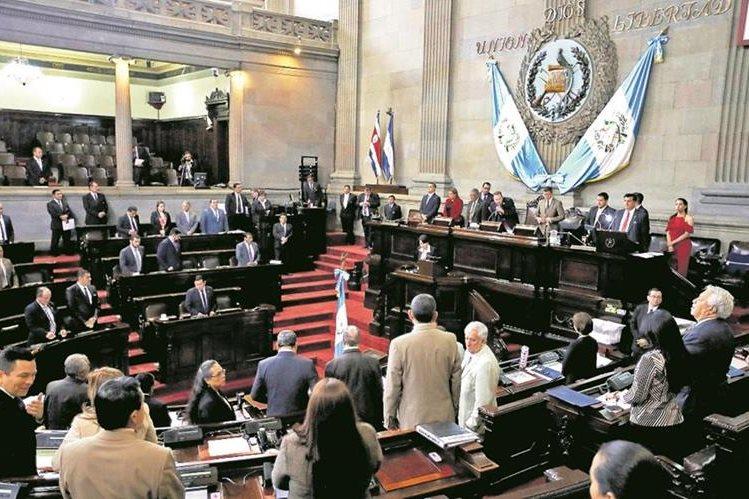 <div> Decisión de la CC provocará que fuerzas en el Congreso se reconfiguren, señalan expertos. (Foto Prensa Libre: Hemeroteca PL)&nbsp;</div>