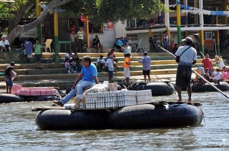 Según el informe de CABI y presentado por la CIG, el contrabando genera pérdidas al Estado por la evasión del pago de impuestos por más de US$2 mil millones. (Foto Prensa Libre: Hemeroteca)