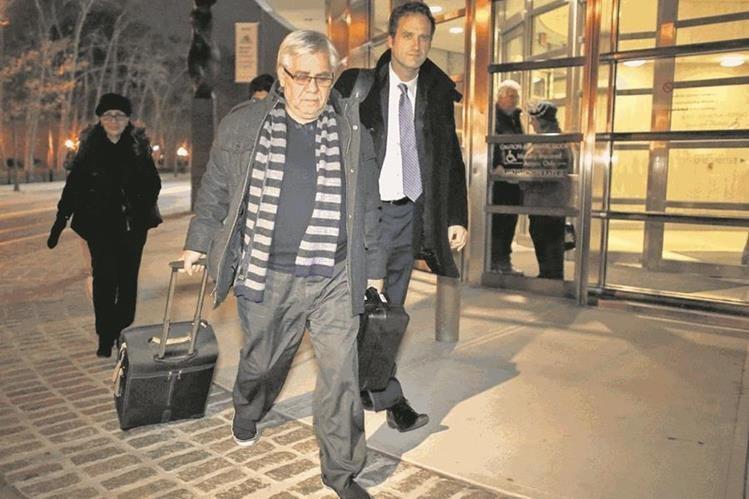 Héctor Trujillo admitió haber recibido los sobornos y aceptó no apelar ninguna sentencia. (Foto Hemeroteca PL).