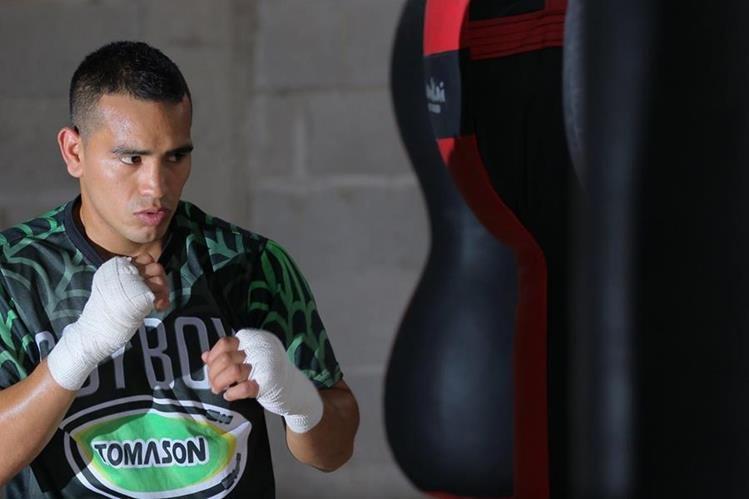 """El ex campeón mundial interino David """"Tornado"""" Sánchez falleció el viernes en un accidente automovilístico en el norte de México. (Foto Prensa Libre: EFE)"""