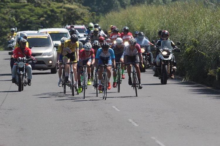 Los ciclistas cumplirán tres horas de competición.