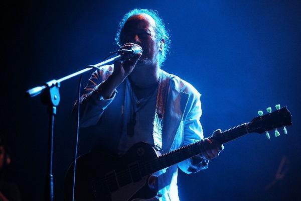 <p>Ranferí Aguilar, durante un concierto el año   pasado. (Foto Prensa Libre: Keneth Cruz)<br></p>