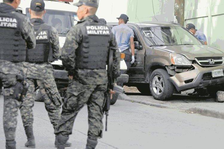 Los ataques armados se han incrementado en Honduras. (Foto: Hemeroteca PL)