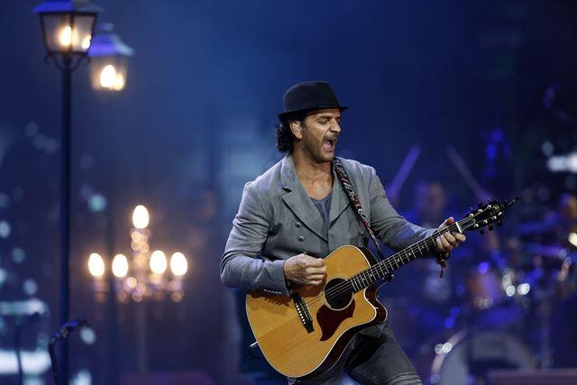 El cantautor guatemalteco Ricardo Arjona se ha presentado en más de una ocasión en Viña del Mar. (Foto: Hemeroteca PL).