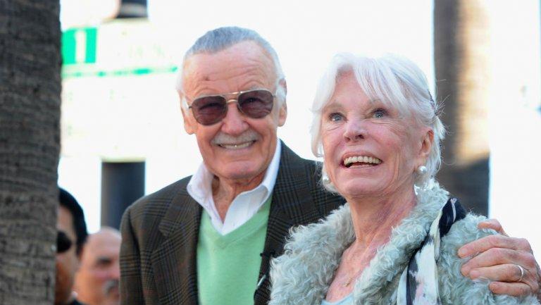 Stan y Joan Lee se casaron en diciembre de 1947. (Foto Prensa Libre: HemerotecaPL)