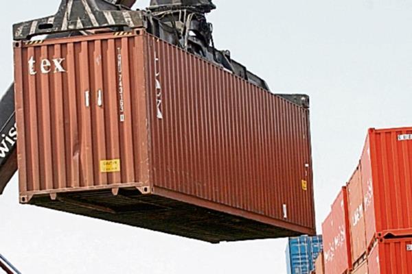 El crecimiento de transporte era de 2.5% sobre el PIB, ahora es de 1%