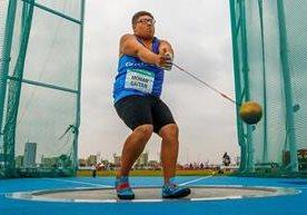 Imágenes de Guatemala en los Olímpicos de la Juventud.