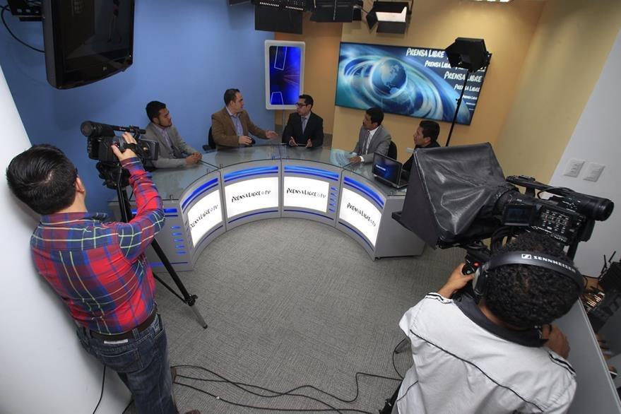 La innovación periodística con la incorporación de Prensa Libre TV es un valor agregado al servicio de los lectores. (Foto: Hemeroteca PL)