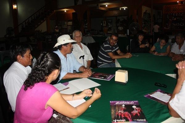 <p>Varias reuniones se han hecho entre autoridades y empresarios de los municipios involucrados. (Foto Prensa Libre: Cortesía Inguat) <br></p>