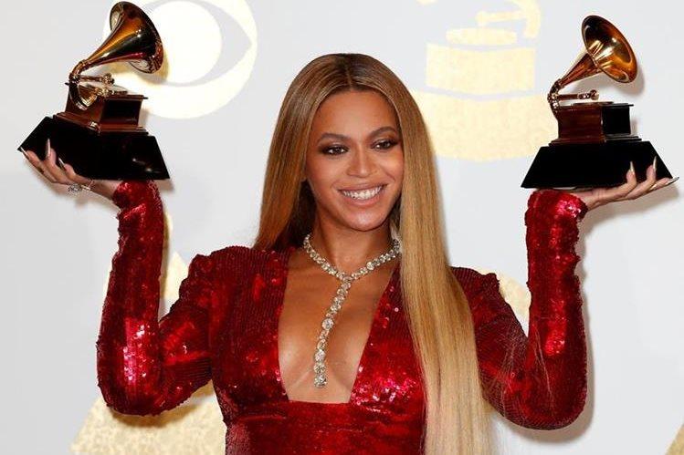 La cantante estadounidense Beyoncé se convirtió nuevamente en mamá. Esta semana nacieron sus mellizos. (Foto Prensa Libre: AFP).