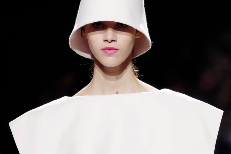 Jacquemus dijo presente en la Semana de la Moda de París.