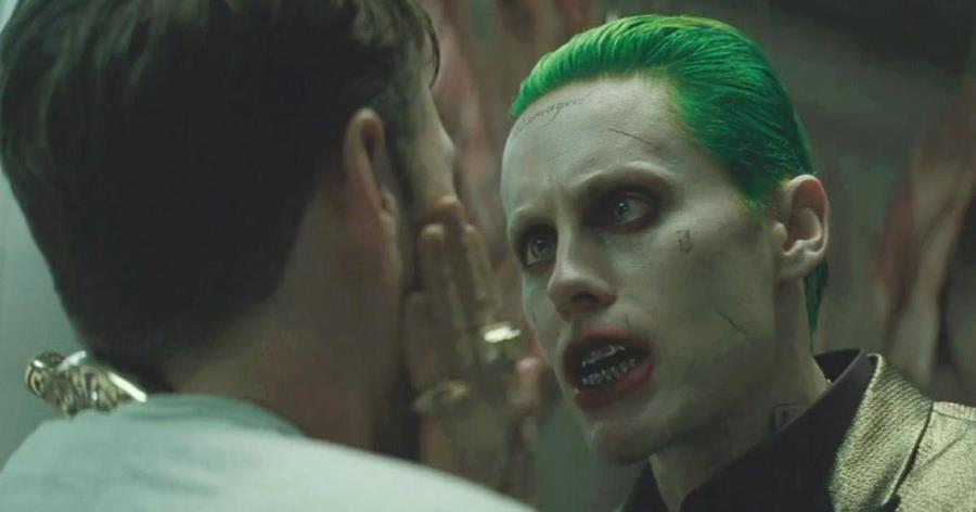 Jared Leto fue el último actor en tomar el rol de The Joker. Leto trabajará en una película por su cuenta (Foto Prensa Libre: Warner Bros. / Suicide Squad).