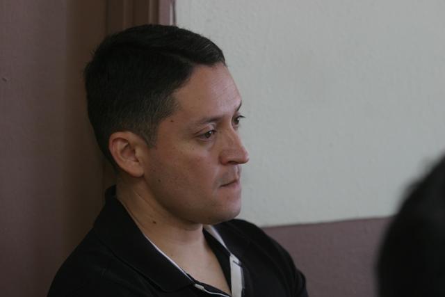 Byron René Abadío Carrillo fue condenado a prisión de seis años por lavado. Ahora representa a una empresa. (Foto Prensa Libre: Hemeroteca PL)