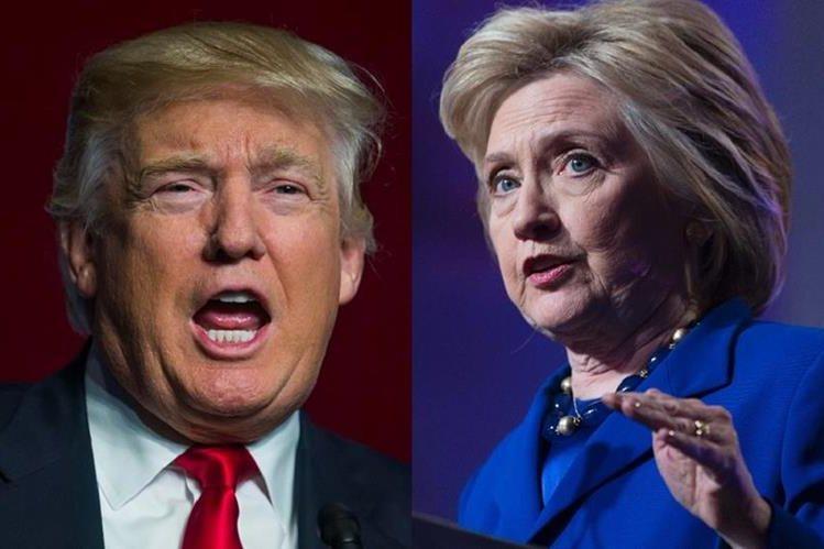 Donald Trump y Hillary Clinton ajustaron sus campañas por la peor matanza en EE. UU.