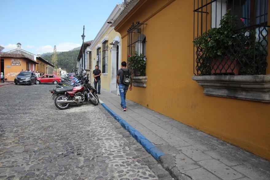 En Antigua Guatemala se impulsa proyecto en favor de personas con capacidades diferentes. (Foto Prensa Libre: Miguel López).