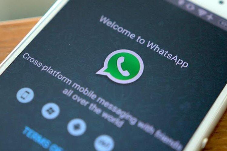 Considere estas normas para no afectar la experiencia de uso de WhatsApp (Foto Prensa Libre: servicios).