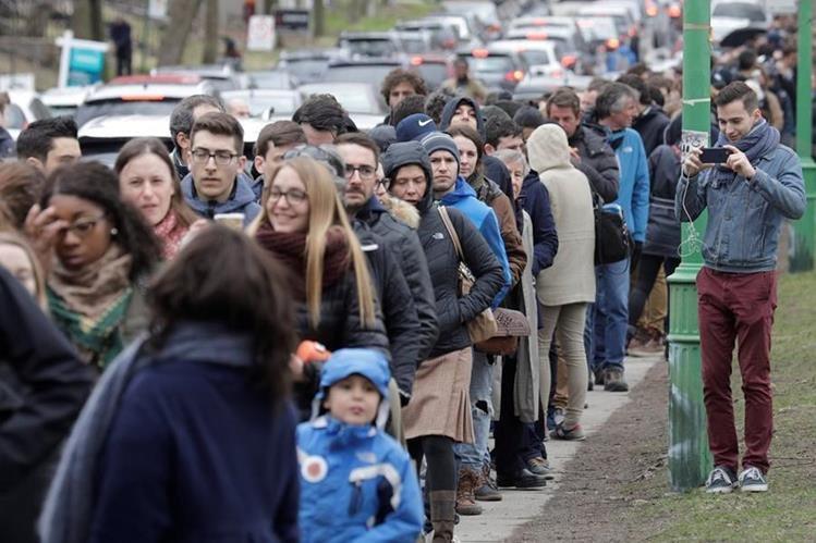 Unas 47 millones de personas votarán en las elecciones de Francia. (Foto Prensa Libre: Reuters)
