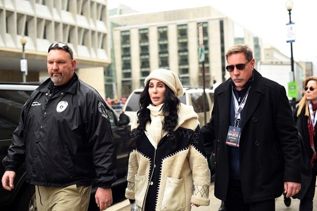 Cher, actriz y cantante. (Foto Prensa Libre: AP).