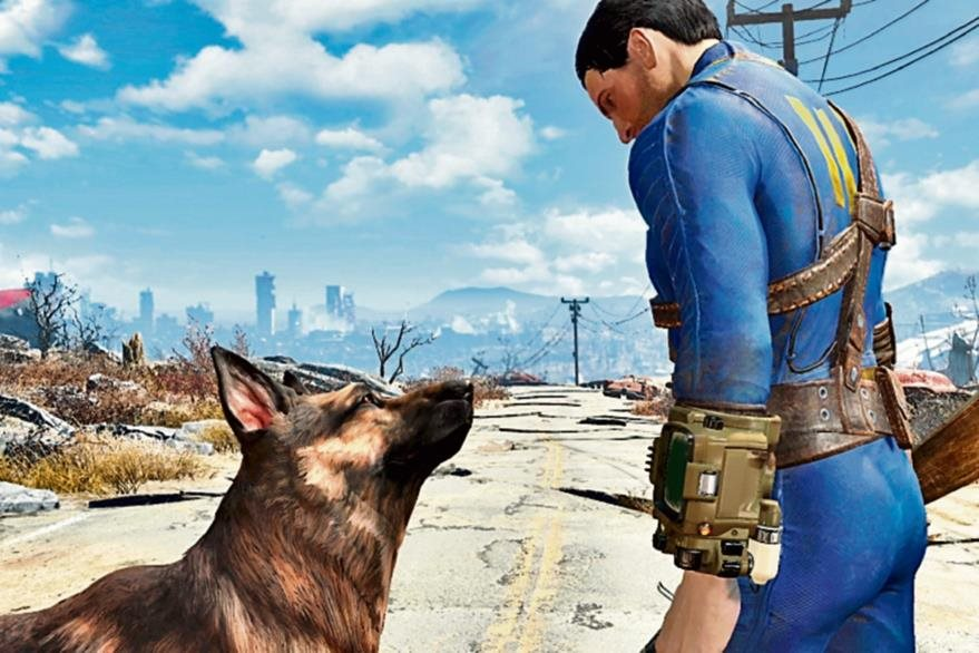 La interacción con otros personajes y un perro sirven para avanzar en las historias. (Foto Prensa Libre: Hemeroteca PL).